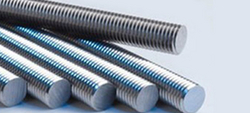 Stainless Steel Threaded Bars from DHANLAXMI STEEL DISTRIBUTORS