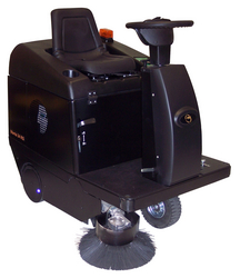 INDUSTRIAL SWEEPER SUPPLIER IN UAE from AL SAYEGH TRADING CO LLC