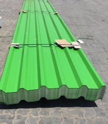 Green Roofing Sheet In Africa from GHOSH METAL INDUSTRIES LLC