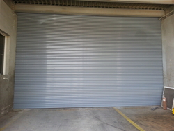 roller shutters in sharjah from DOORS & SHADE SYSTEMS