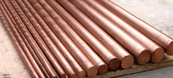 Cupro Nickel Cu-Ni 90/10 Bars & Rods from DHANLAXMI STEEL DISTRIBUTORS