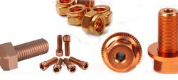 Copper Nickel Fasteners from DHANLAXMI STEEL DISTRIBUTORS
