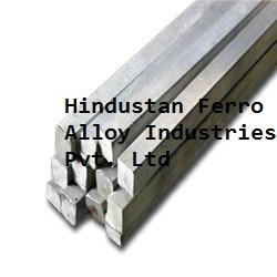 Mild Steel Square Bars from HINDUSTAN FERRO ALLOY INDUSTRIES PVT. LTD.