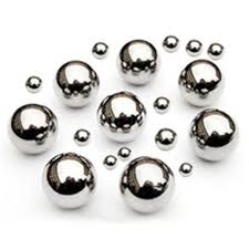 Steel Ball from BOMBAY BEARING STORES