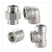 Socketweld Fittings from SIXFOLD TUBOS SOLUTION