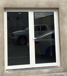 ALUMINIUM DOOR DUBAI from WHITE METAL CONTRACTING LLC