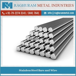 STEEL BARS from RAGHURAM METAL INDUSTRIES