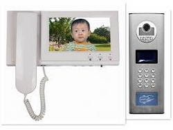 Video Door Phone installation from WORLD WIDE DISTRIBUTION FZE