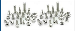 254 SMO Fasteners from DIVINE METAL INDUSTRIES