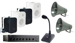 Public Address System uae from WORLD WIDE DISTRIBUTION FZE