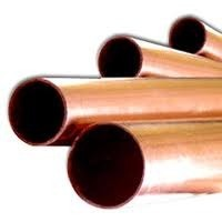 Copper Pipe from RAJDEV STEEL (INDIA)