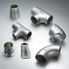 High Strength Stainless Steel Fitting from RAJDEV STEEL (INDIA)