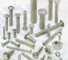 Nickel Alloy Fasteners from RAGHURAM METAL INDUSTRIES