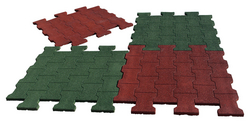 Rubber Tiles in Dubai