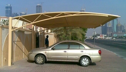 Car park Shades Manufacturers & Suppliers in UAE