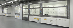 Laboratory Furniture - Fume Cupboard from SAT TRADING LLC