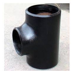 Carbon Steel Equal Tee from SEAMAC PIPING SOLUTIONS INC.