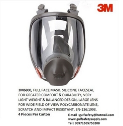 FULL FACE MASK IN SAUDI 3M BRAND from AIDAN INDUSTRIAL TRADING
