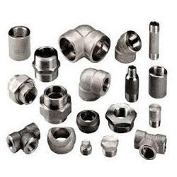 Hastelloy Forged Fittings from SEAMAC PIPING SOLUTIONS INC.