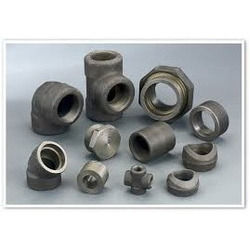 Carbon Steel Forged Fittings from SEAMAC PIPING SOLUTIONS INC.