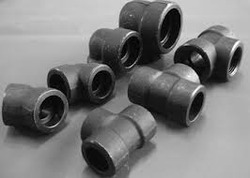 Carbon Steel Forged Tee from SEAMAC PIPING SOLUTIONS INC.