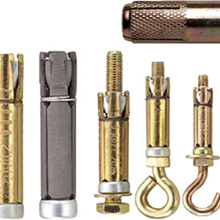 Anchor Fasteners from M.P. JAIN TUBING SOLUTIONS LLP