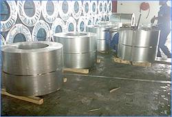 Galvanized Steel Coil in UAE from GHOSH METAL INDUSTRIES LLC
