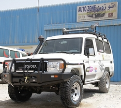 ARMORED LAND CRUISER HZJ78- LC70 from AUTO ZONE ARMOR & PROCESSING CARS LLC