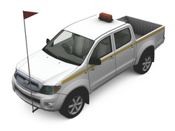 MINING VEHICLE  from AUTOZONE ARMOR & PROCESSING CARS LLC