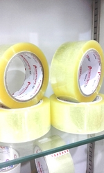 BOPP TAPE CLEAR from WHITE CITY TRADING L.L.C