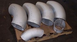 Stainless Steel Butt weld Pipe Fittings from A B STAINLESS STEEL