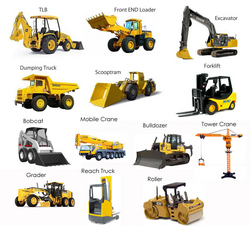 EARTHMOVING EQUIPMENT from BETTER WAY TRANSPORT