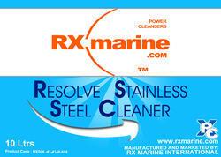 Stainless Steel Cleaner from DUBI CHEM MARINE INTERNATIONAL