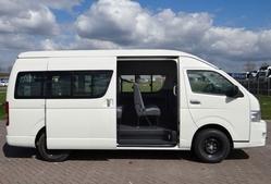 14 Seats Toyota Hiace Buses Rental