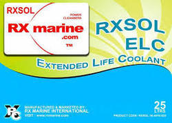 Coolant Extended Life & Radiator Cleaner & Engine  from DUBI CHEM MARINE INTERNATIONAL