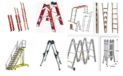 All Types OF Ladder from CLEAR WAY BUILDING MATERIALS TRADING