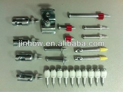 All Type Ceiling Nail & Driver Pin& Ceiling Anchor from CLEAR WAY BUILDING MATERIALS TRADING