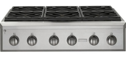 GAS RANGE 6 BURNERS COOKING TOP IN UAE from VIA EMIRATES EXPRESS TRADING EST