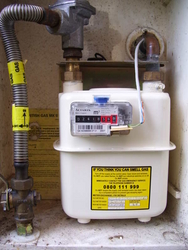 SMART PLC GAS METERS from SGS CONTROL SYSTEMS CO.