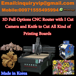 CNC Router (2D / 3D) cutting and engraving machin from MONO GENERAL TRADING L.L.C