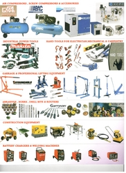 SCREW COMPRESSORS &  ACCESSORIES IN AJMAN from SUPREME INDUSTRIAL TOOLS