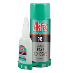 705 Universal Fast Adhesive AKFIX from GULF SAFETY EQUIPS TRADING LLC