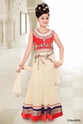 Girl's Ghaghra Choli