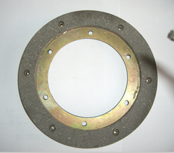 Slewing brake from AL QABDHA AL THAHABIA LIFTING AND LOADING EQUIPMENT MACHINERY TRADING