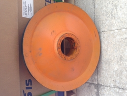 Cable pulley from AL QABDHA AL THAHABIA LIFTING AND LOADING EQUIPMENT MACHINERY TRADING