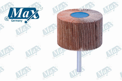 Abrasive Flap Wheel 80 50 mm with 120 Grit from A ONE TOOLS TRADING LLC