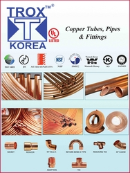 REFRIGERANT COPPER TUBE :TROX-KOREA from FAKHRI & BROTHERS AIR CONDITIONING TRADING LLC
