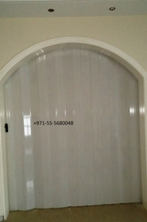 PVC DOORS from DOORS & SHADE SYSTEMS
