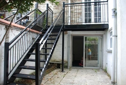 Mild steel Handrails from EURO RUBBER AND STEEL