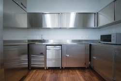 Stainless steel cupboard from EURO RUBBER AND STEEL